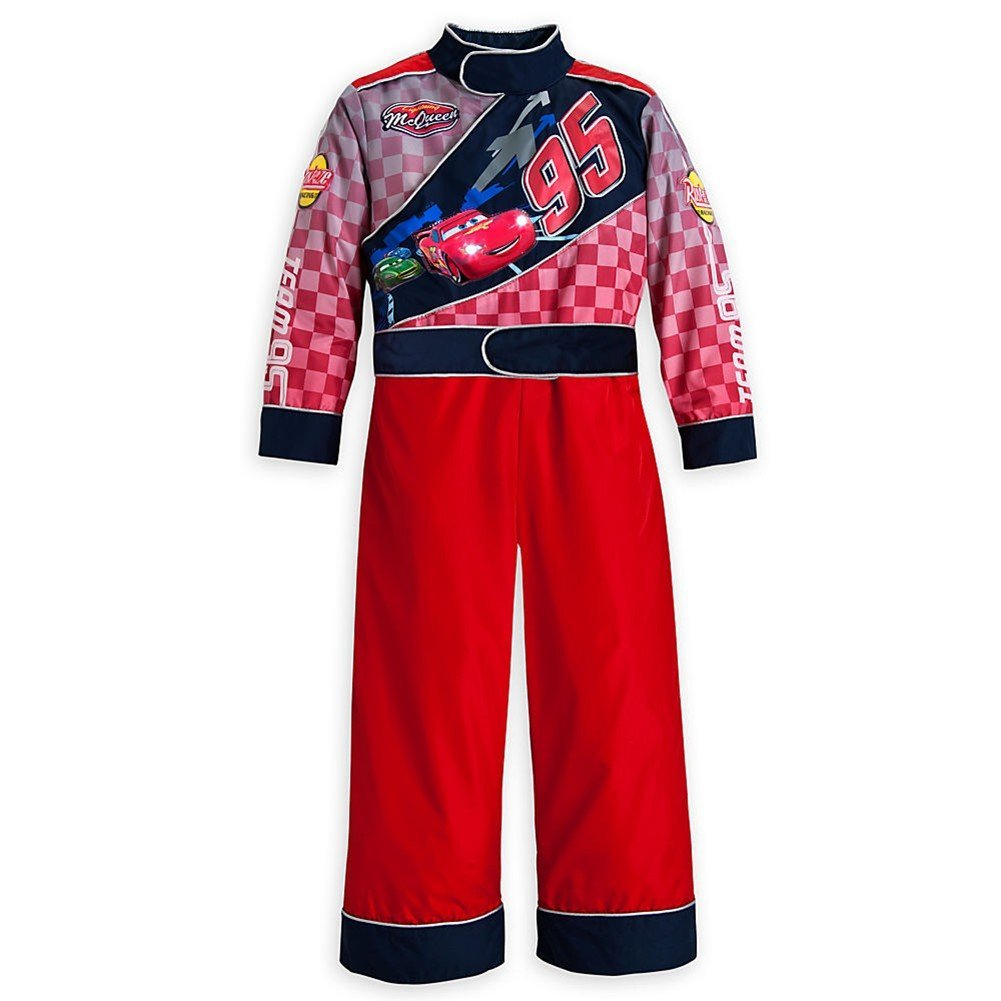 Get Quotations · Disney Store Cars Lightning McQueen Costume Light-Up Racing Suit Size XS 4 (4T  sc 1 st  Alibaba & Cheap Cars Racing Driver Costume find Cars Racing Driver Costume ...