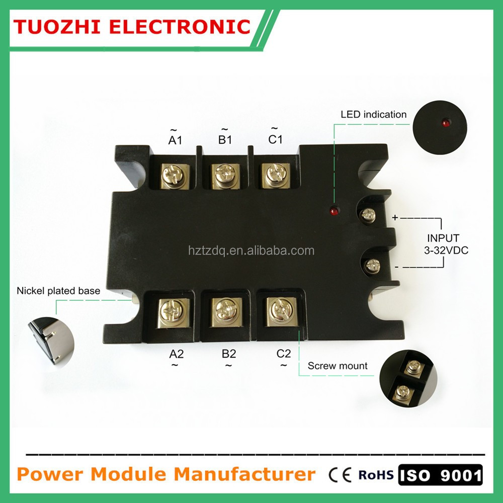 Solid State Relay High Current Voltage China Power Wholesale Alibaba