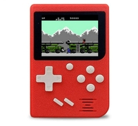 2018 Most Popular Retro portable mini pocket handheld video game console player Built in 129 Classic Games