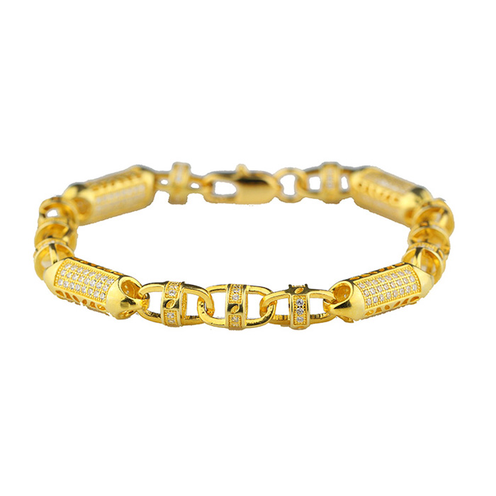 designer gold elegant product detail latest bracelet kada yellow in diamond jewellery bangle