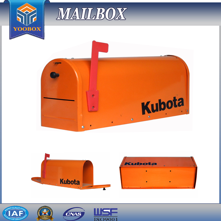 2018 USA outdoor metal mailbox