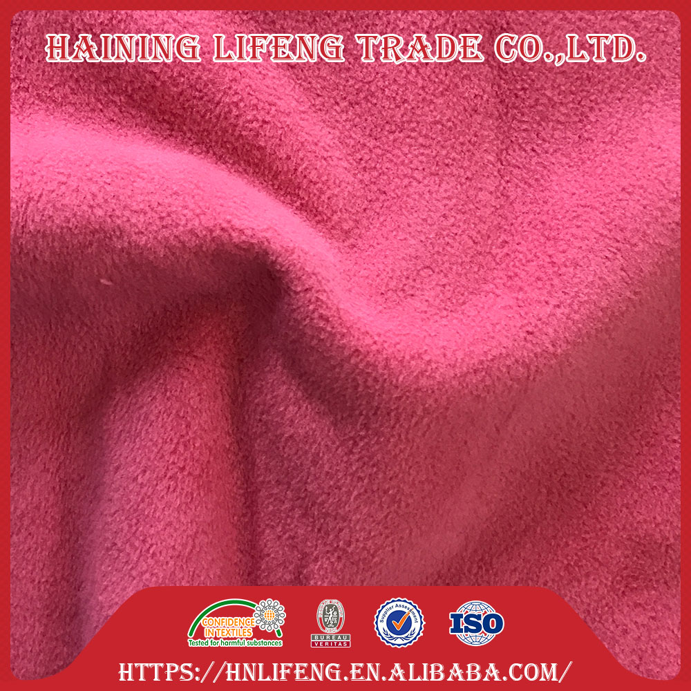 100% Polyester nylon spandex micro cationic polar velcro minky super soft printed flannel fleece fabrics for mattress blanket