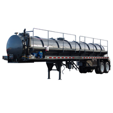 Vac  tank semi trailer