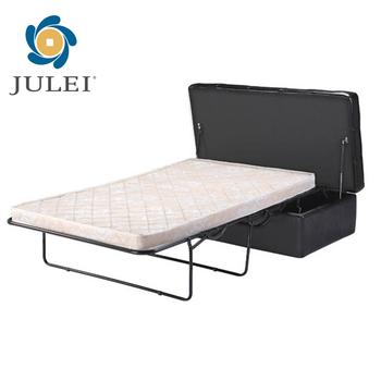 Simple Open Folding Sofa Bed Mechanism