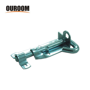 Ouroom/OEM Wholesale Products Customizable 160258 Heavy Duty Barrel Latch Bolt Lock/Padlock Bolt