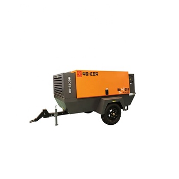 Hongwuhuan HGD75-8 75kw electric portable screw air compressor price