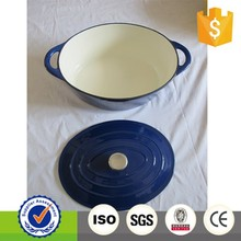 Cheap Hebei Enamel Porcelain Coated Cast Iron Cookware