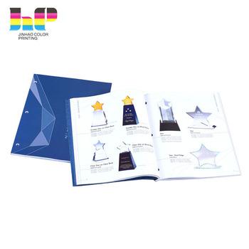 di alta qualità a colori a4 a5 dl formato fantasia brochure e