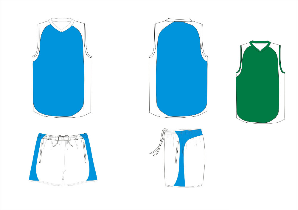 best selling new design blue basketball uniform in 2013