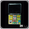 Lovely cute Spongebob EVA stamp with box promotion cheap bulk sale for scrapbooking and card making