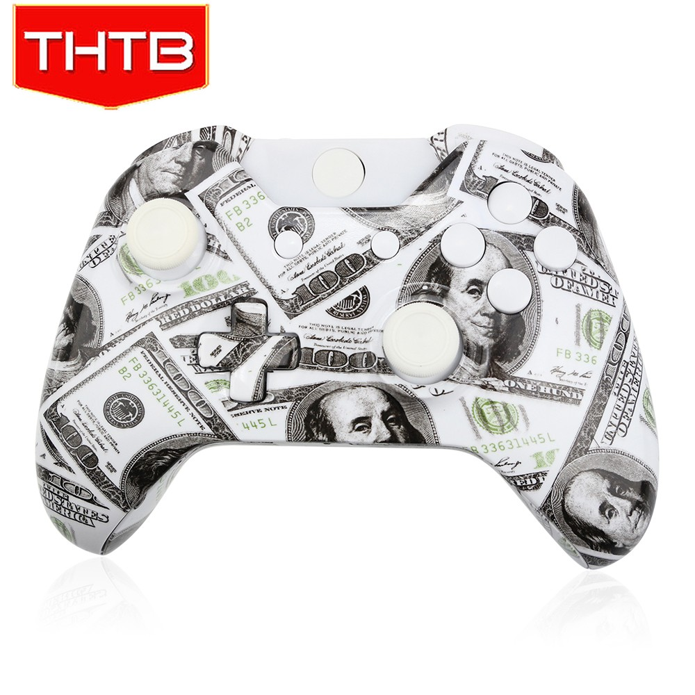 Hydro dipped US Dollar shell cases for xbox one wireless controller