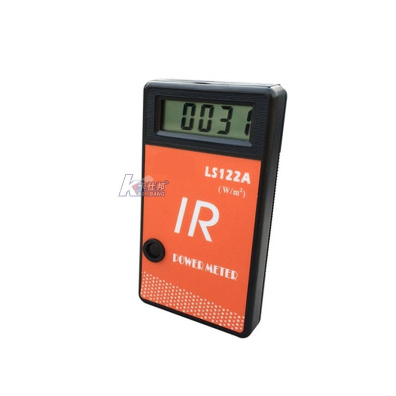 LS122A Portable Solar Film Transmission Meter Infrared Rays Solar Film <strong>Tester</strong>
