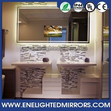 Ultra-luxury recessed wall mount Hotel TV Mirror