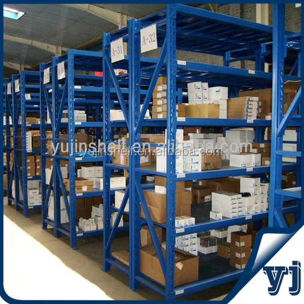 warehouse steel shelving units shelving and racking for warehouse rh alibaba com Industrial Warehouse Shelving Units Black Metal Shelving Units