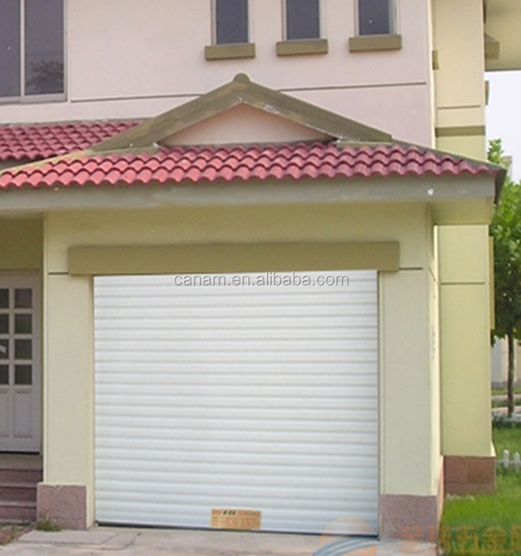 windows and doors Automatic Aliminum Garage Rolling Doors