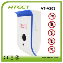 Atect Ultrasonic mouse repeller and rat control machine
