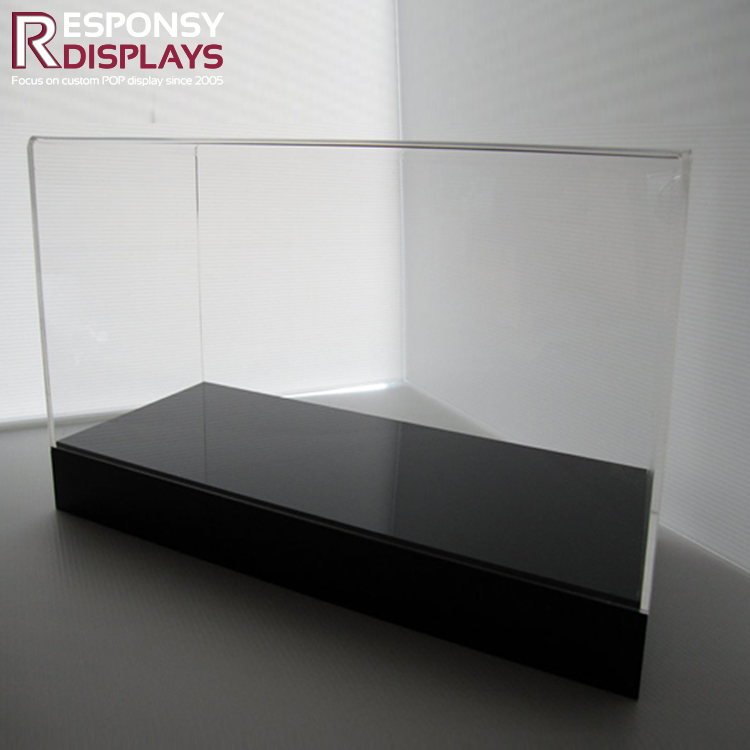 Clear Acrylic Display Box for Museum