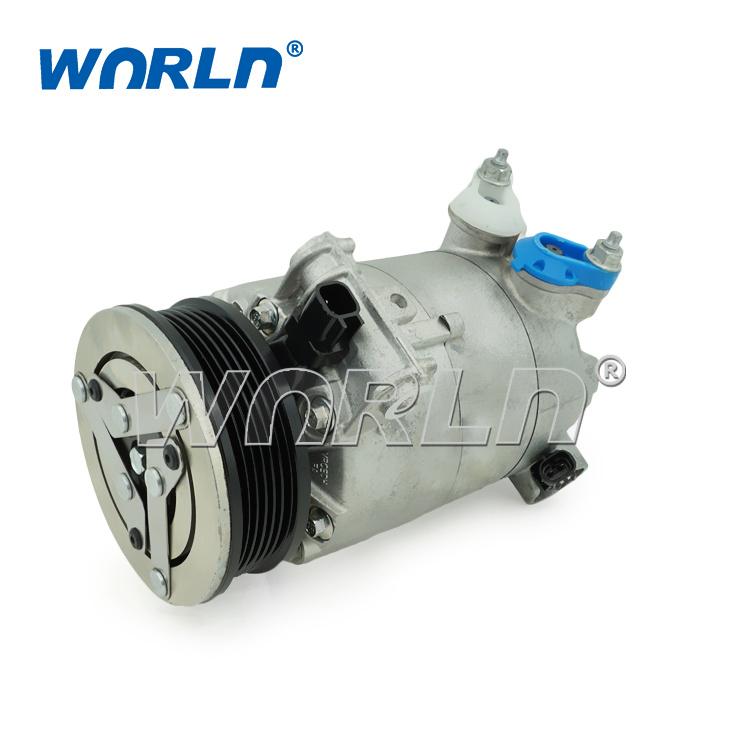 rover compressor ac evoque range vs16 volt auto conditioner land air chery