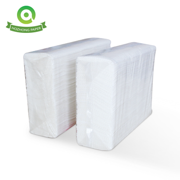 Z Fold Single Ply Paper Hand Towels
