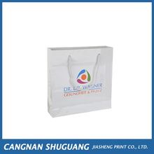 Most popular different types eco-friendly recycle paper shopping bag