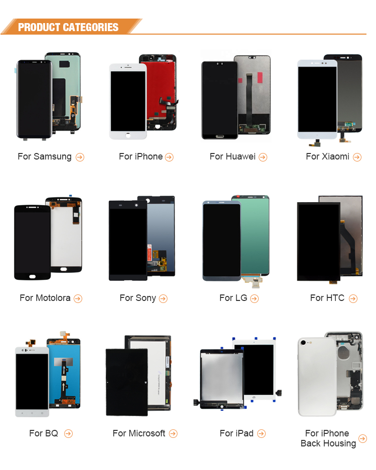 100% Original Touch Screen Display Digitizer For Samsung Galaxy S5 Lcd