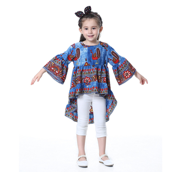 Wholesale 2 3 4 5 6 7 Year Old Girl Dress 2017 Baby Girl Party Dress