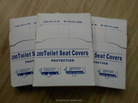 Very popular Printed disposable Toilet Paper Seat Cover