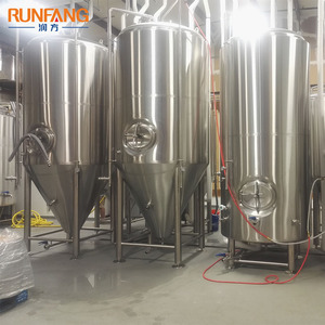 Stainless steel 304 Craft beer brewing used 500 liter fermentation tank