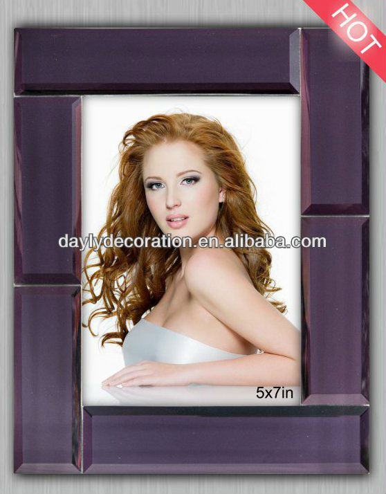 Dayly branded photo frames solar powered ornate picture frame