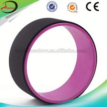 Makes Your Muscle Totally Relaxed body balance and core strength TPE yoga wheel