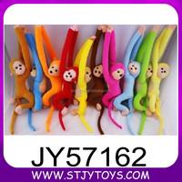 Customized lovely 19'' 30'' monkey doll stuffed plush toy animal for promotion