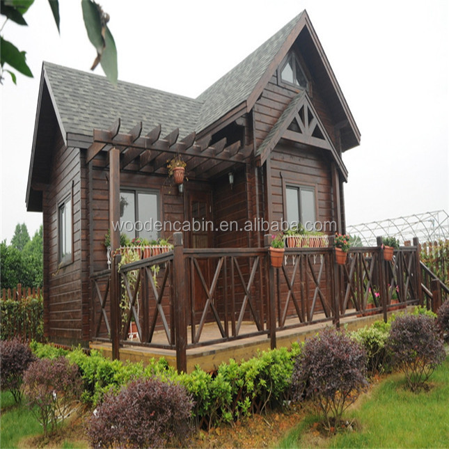 Competitive Price prefabricated how to build a wooden house