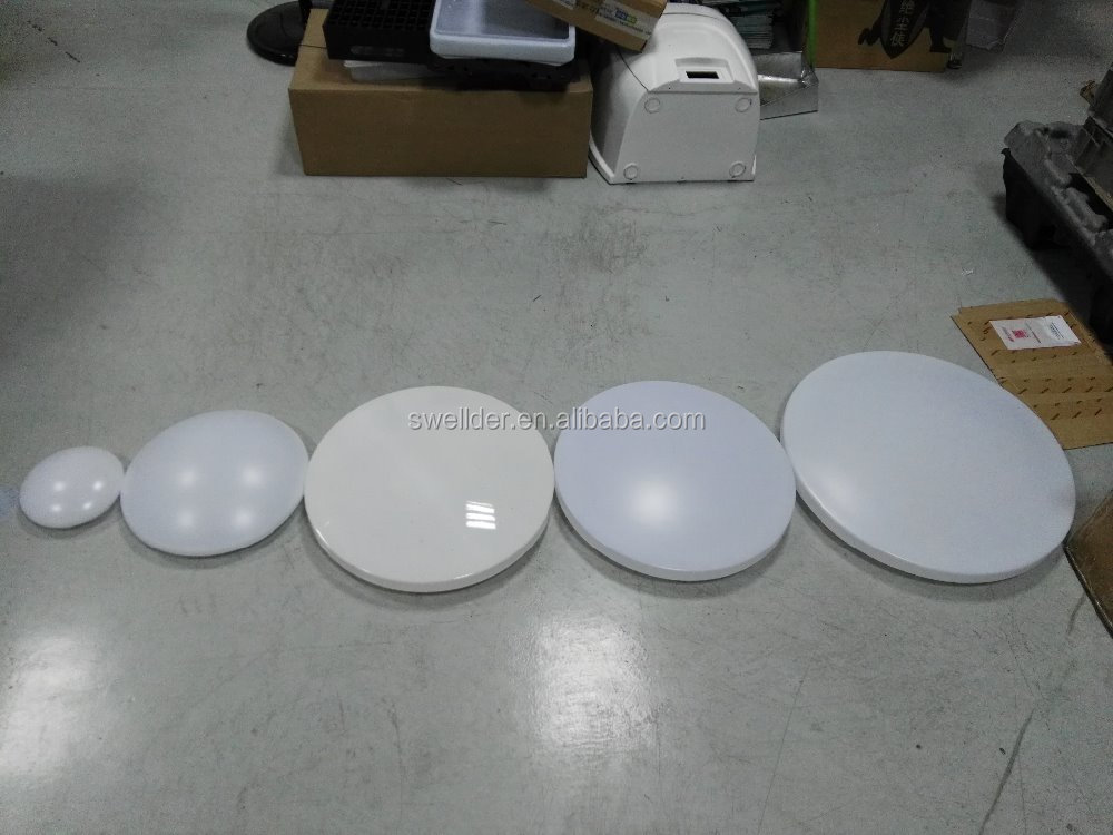 outdoor round plastic lamp post covers
