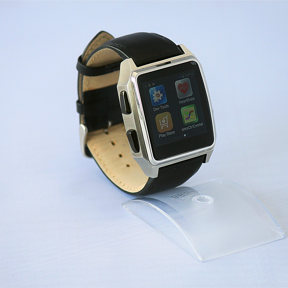 Health care gps smart watch with wcdma sos watch button