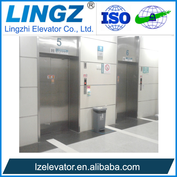 Lingz stable bed elevator for hospital