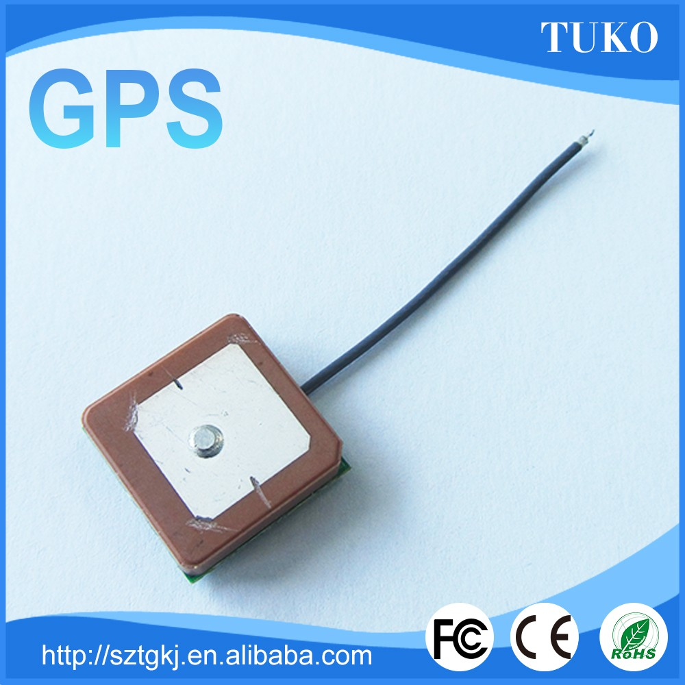 Gps Built-in Antenna Gps Antenna 25mm*25mm Active Antenna Suitable ...