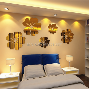 Wall Mounted Acrylic Luminous Decorative Picture Frame For Home ...