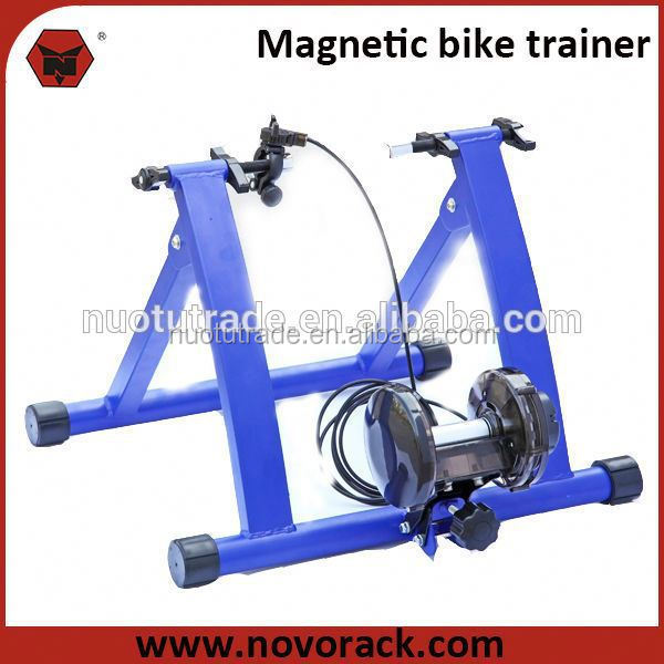 NOVOTOOL Professional Adjustable Magnetic Trainer Bike /Air Trainer Bike For Sale