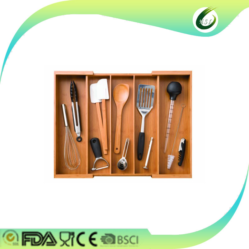 Seville-classics-expandable-bamboo-cutlery-drawer-organizer