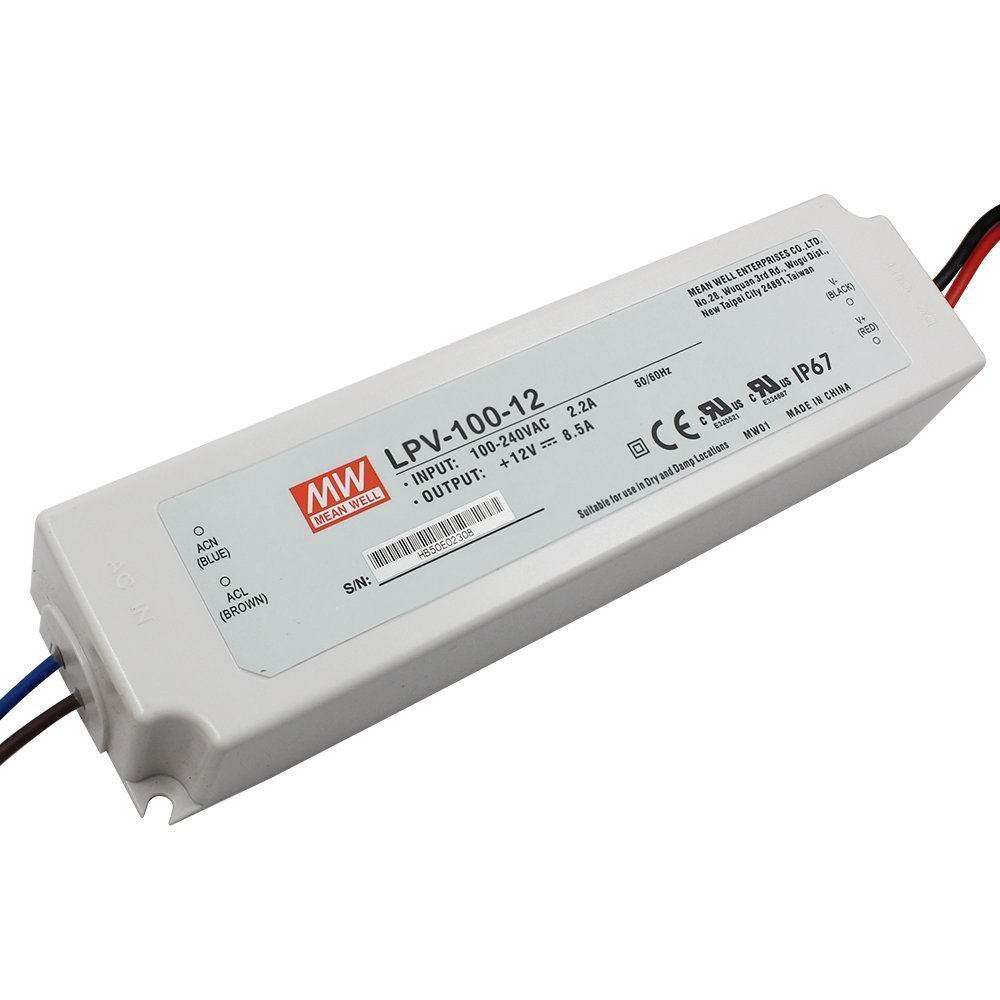 Cheap Op Amp Supply Voltage Find Deals On Opamp Amplifier Get Quotations Mean Well Lpv 100 12 100w Single Output Switching Power With 85