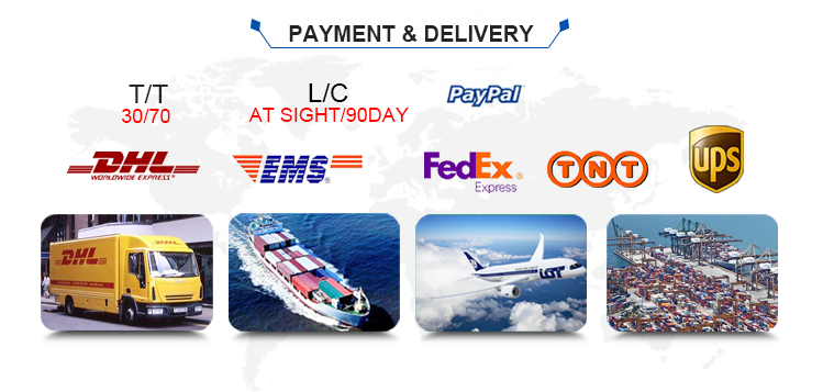 PAYMENT&DELIVERY
