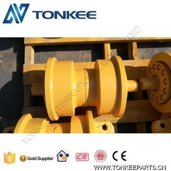 dozer lower roller D155, single flange track roller D155 for bulldozer
