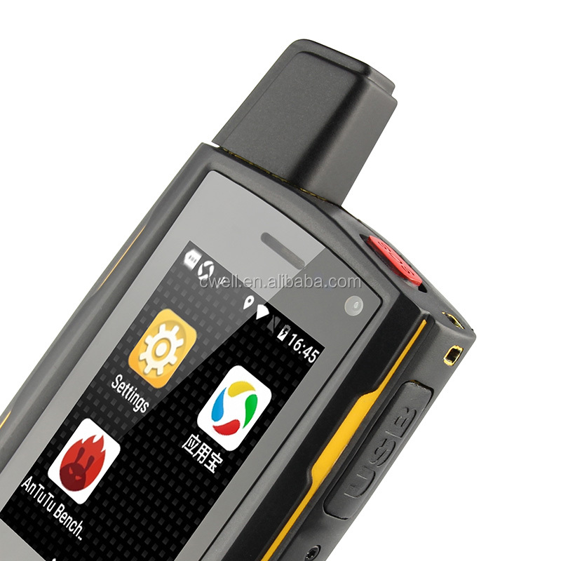 UNIWA T301 2.4 Inch Screen 4G Signal PTT Walkie Talkie Mobile Phone With 4000mAh Big Battery