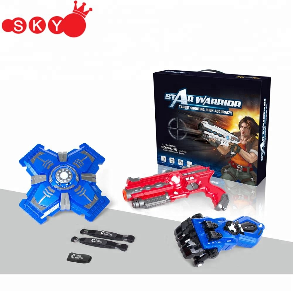 New Style Wholesale Electric Infrared Toy Laser Tag <strong>Guns</strong> for Boys