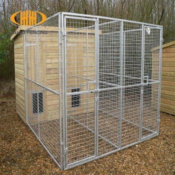 Iso Ce Galvanized Welded Large Dog Crate Dog Kennellarge Outdoor Dog Kennels For Sale Buy Large Dog Crate Large Dog Kennellarge Outdoor