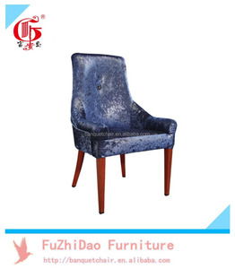 20% off imitation wooden tufted dining chair