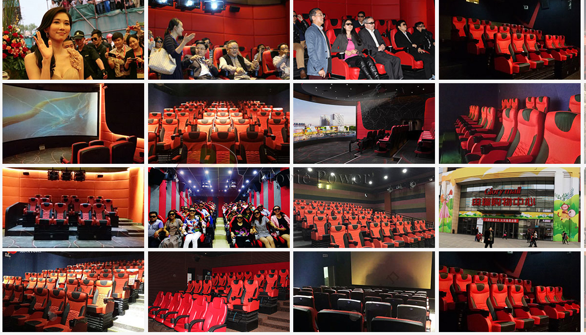 9 Zetels Shooting Game 7D Attractie Cinema Apparatuur 7D Thuisbioscoop Best Selling 5D Cinema Theater Film Op Verkoop