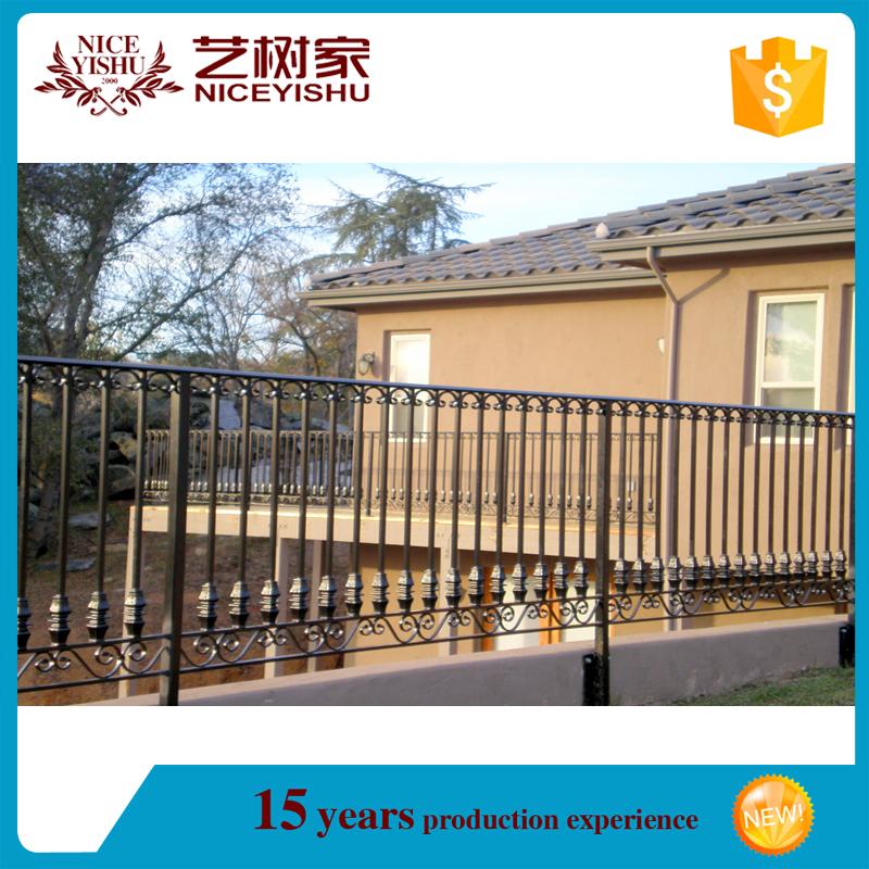 Residence design moderno in ferro battuto portico ringhiere ...