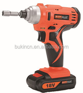 "1/4"" mini impact screwdriver/ Lithium Cordless Electric Screwdriver with rechargeable 18V 21V Li-ion battery"
