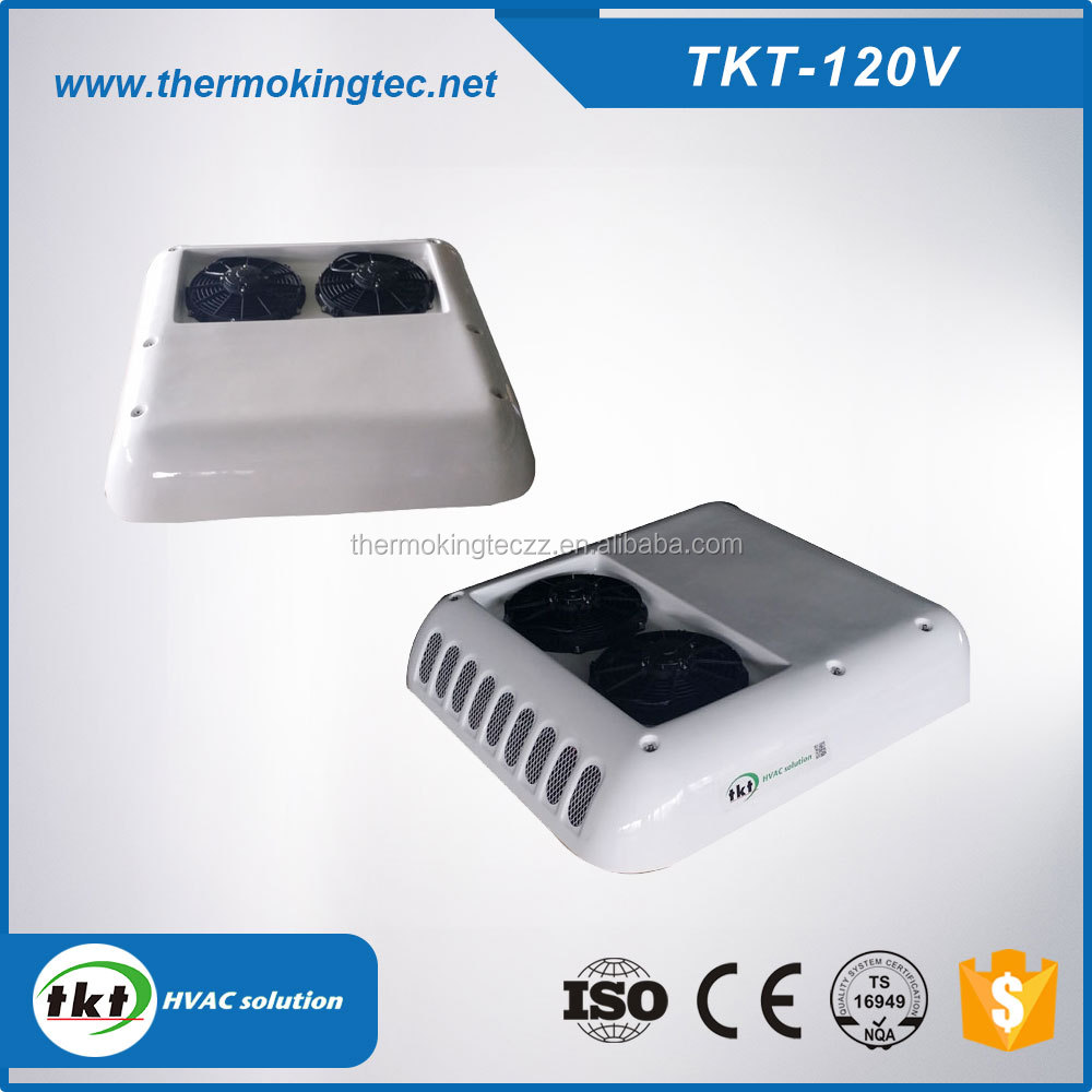 China TKT-120V Electric Air Conditioner For Mini Bus Or Cab